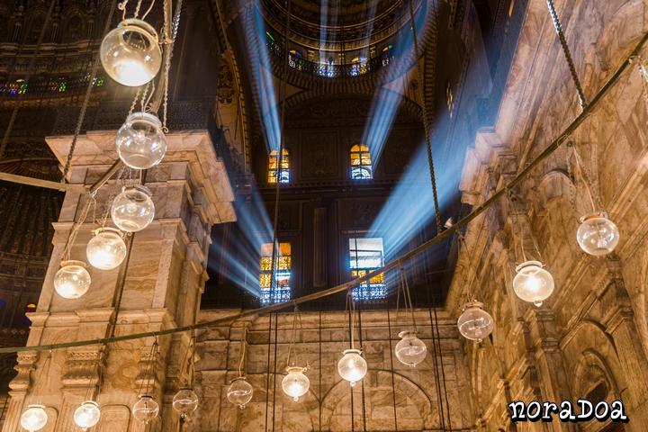 Mezquita de Alabastro, El Cairo (Egipto)