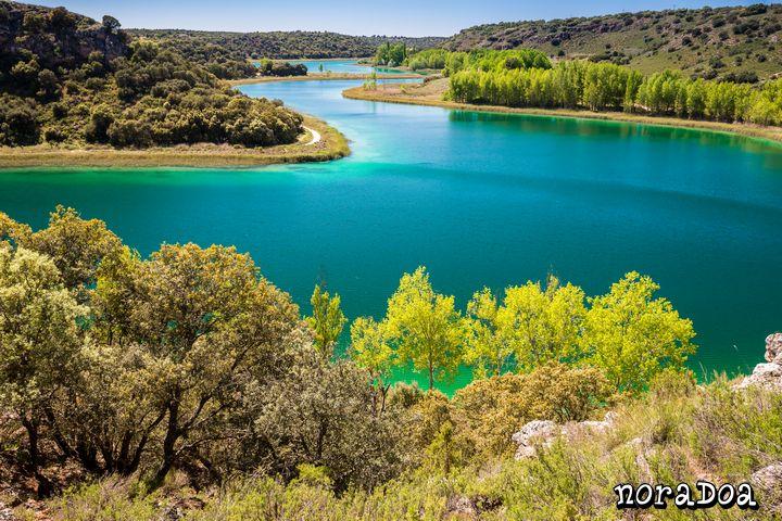 Lagunas de Ruidera, Castilla-La Mancha (España)