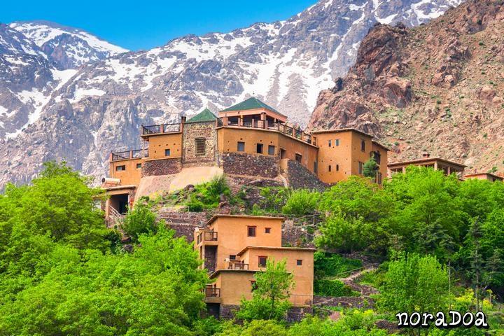 Kasbah du Toubkal (Marruecos)