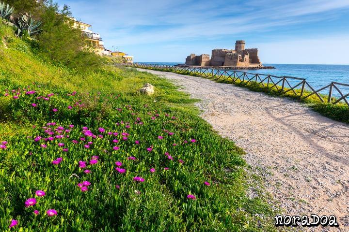 Castillo de Le Castella, Calabria (Italia)