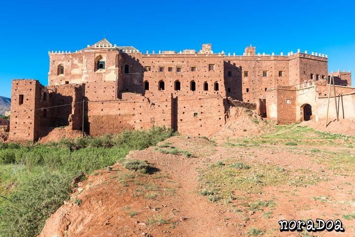 Kasbah de Telouet (Marruecos)