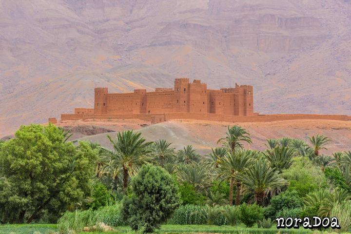 Ksar de Tamnougalt (Marruecos)