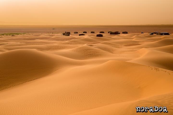 Dunas de Tagounite (Marruecos)