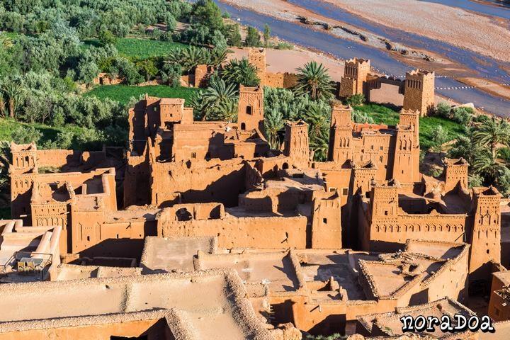 Ksar Ait Ben Hadu (Marruecos)