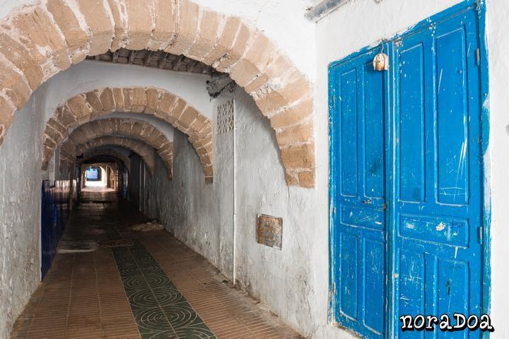 Medina de Essaouira (Marruecos)
