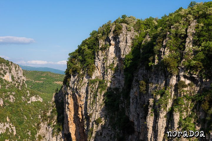Garganta de Vikos (Grecia)
