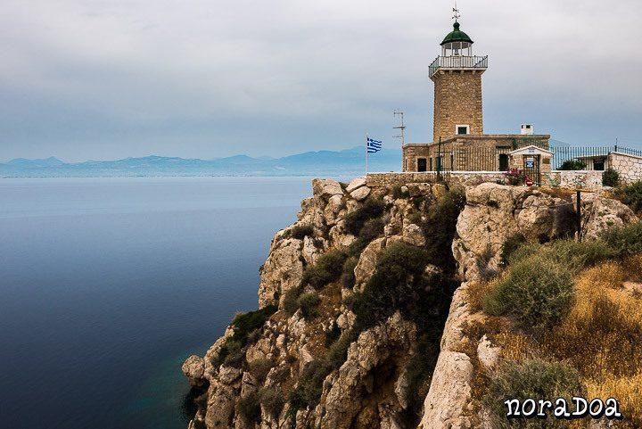 Faro de Melagavi (Grecia)