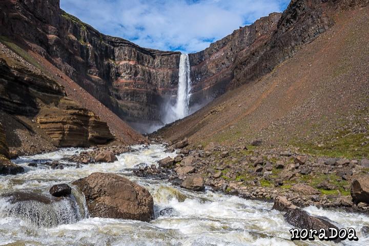 Las 24 cascadas de Islandia que me fascinaron