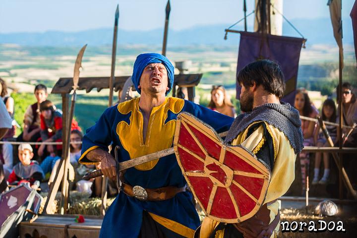 Jornadas Medievales de Briones, La Rioja (España)