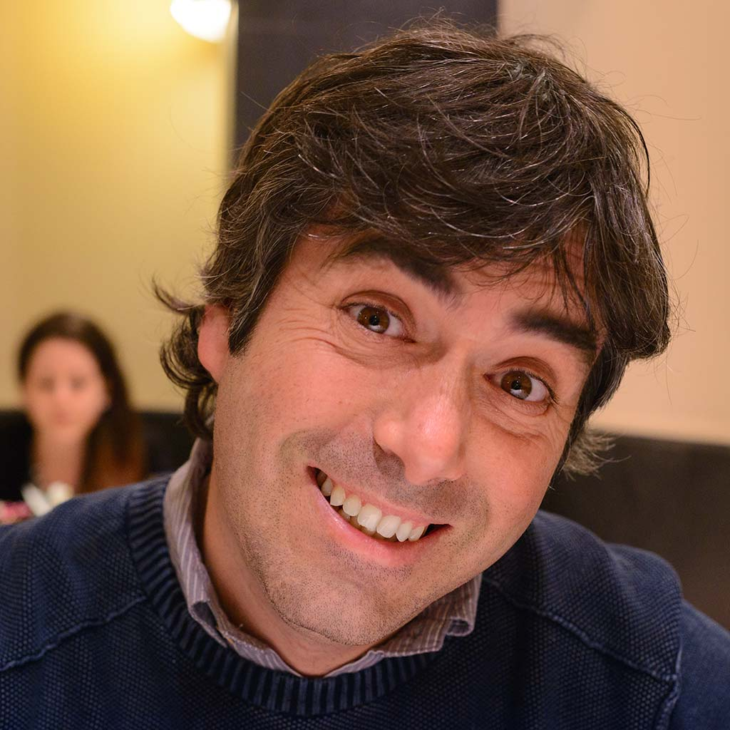 Alberto Loyo, fotógrafo y viajero, creador de Noradoa y Top Travel