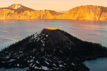 Parque nacional Crater Lake