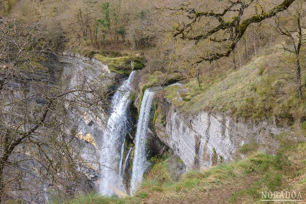 Cascada de Gujuli (o Goiuri)