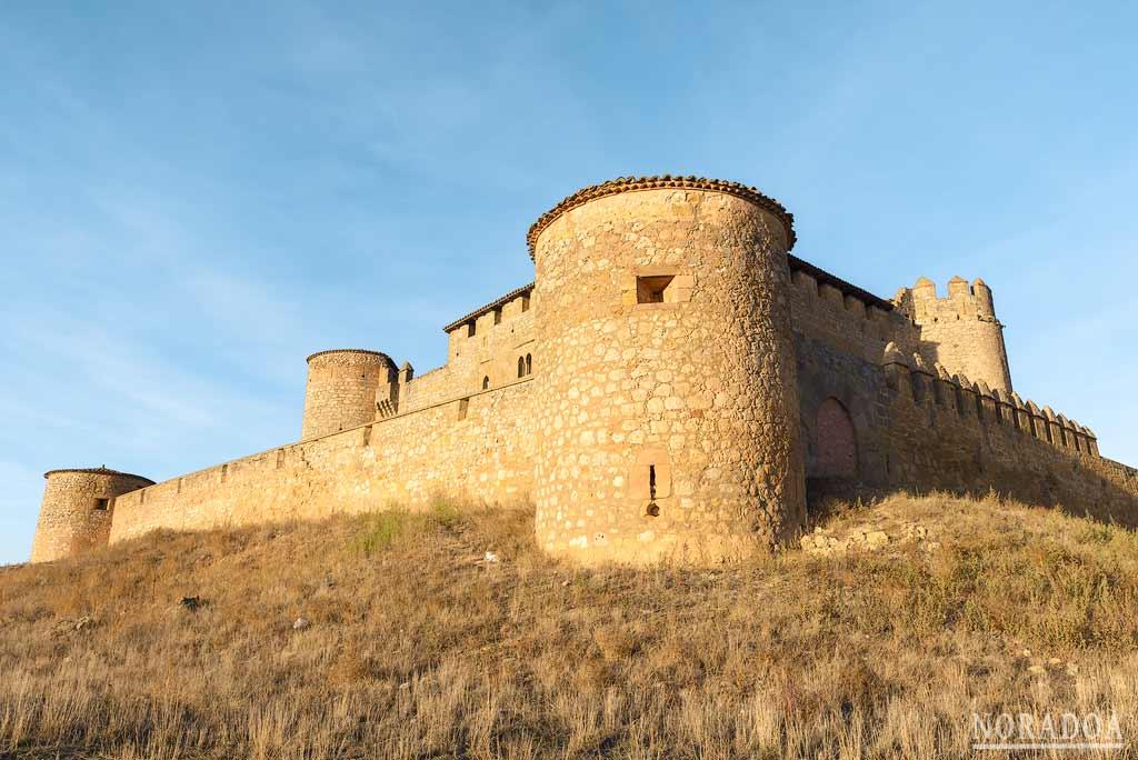 Castillo de Almenar, uno de los mejor conservados de la provincia de Soria