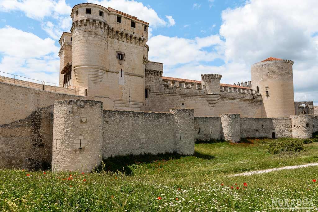 Castillo de Cuéllar o de los Duques de Alburquerque