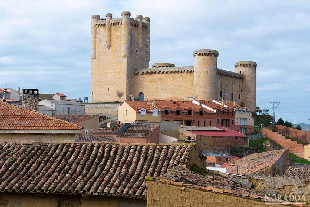 El castillo de Torrelobatón acoge el centro de interpretación del Movimiento Comunero