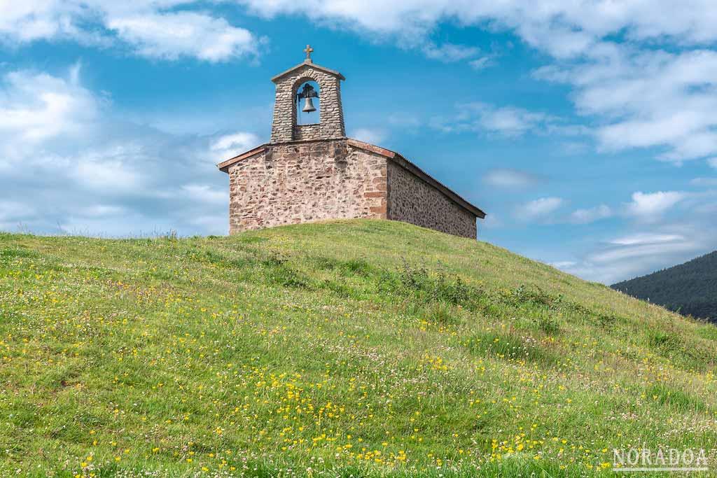 Ermita de Santa de Bárbara en Ezcaray