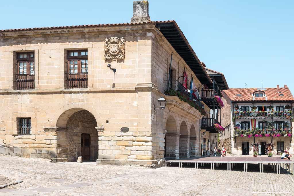 Ayuntamiento de Santillana del Mar
